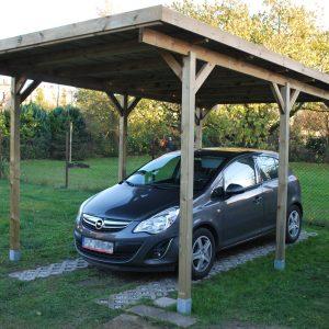 carport pojedynczy Monero Ogrody 1