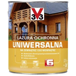lazura ochronna uniwerslana v33 puszka Monero Ogrody 1