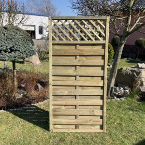 plot prosty z kratka 90 Monero Ogrody 1